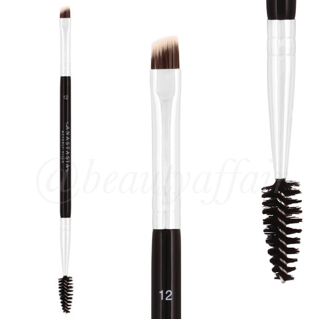 Anastasia Mini Brush Duo 7 And 12 Shopee Singapore Kuas Mascara Naked