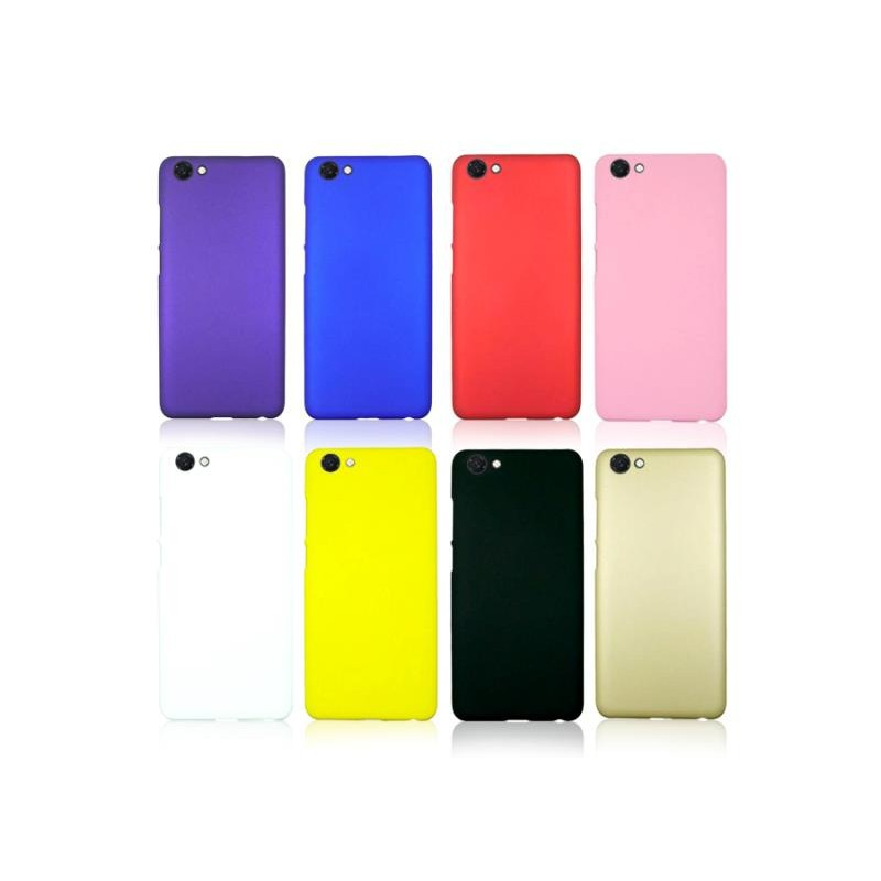original vivo Y71 case cover back protection black phone protective