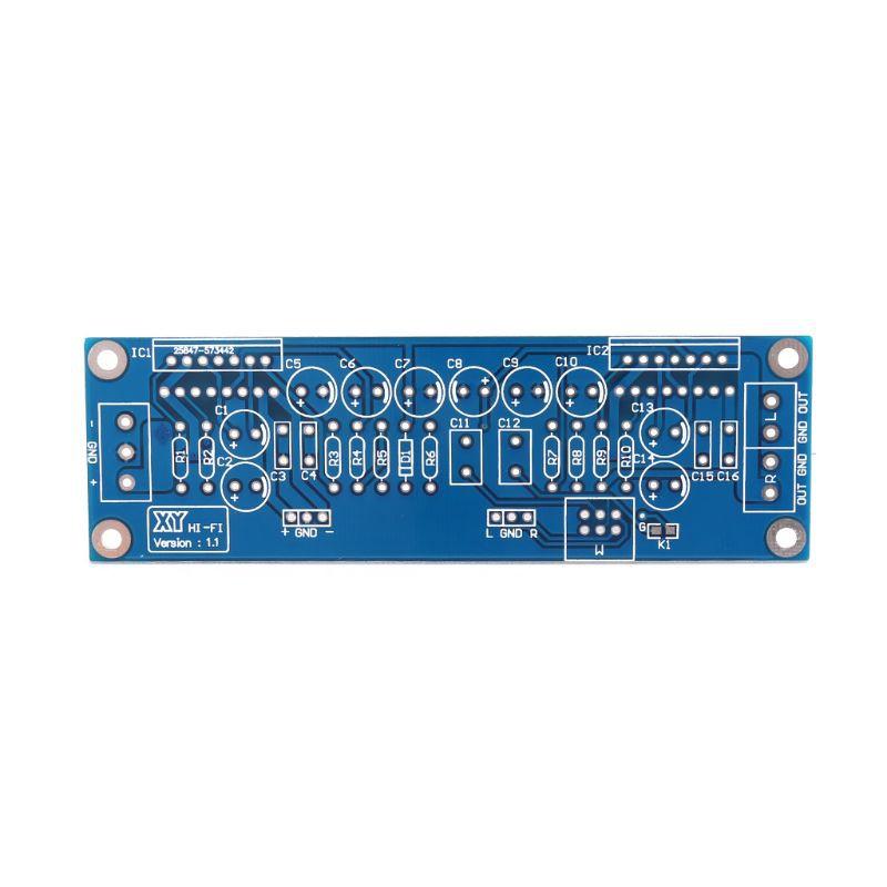 SEL♥TDA7293 Amplifier Board Double Channel 60Wx2(OCL) / PCB Bare Board