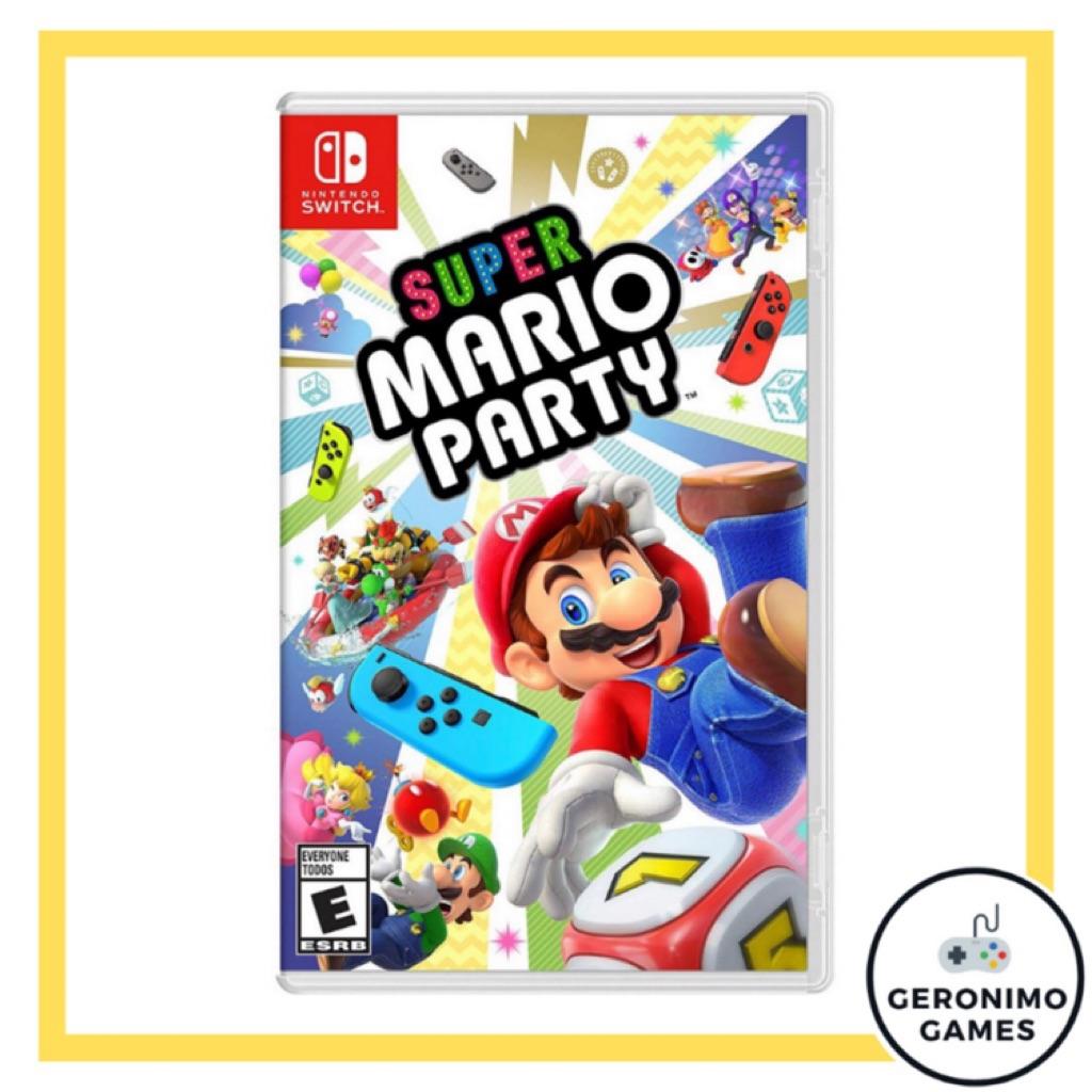 Nintendo Switch Super Mario Party