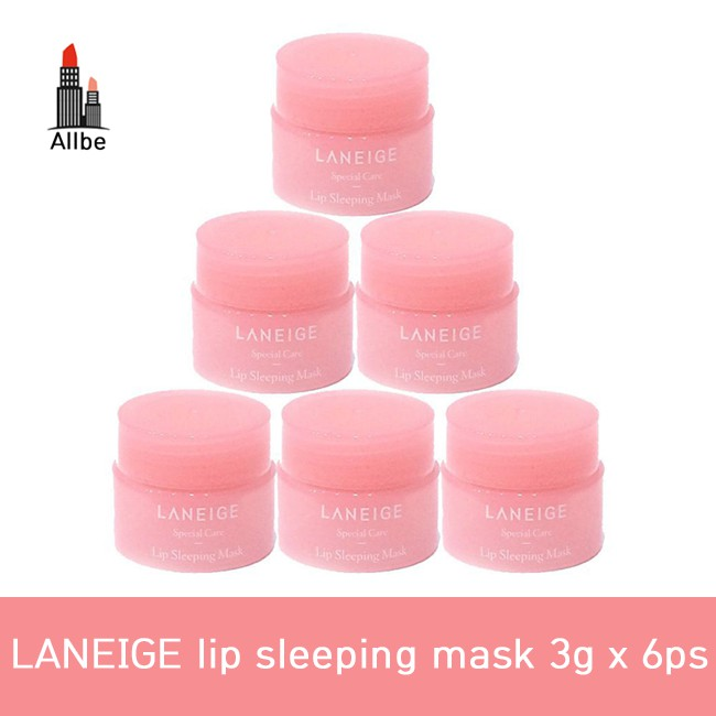 Health & Beauty Health & Beauty 2019 Fashion Laneige Lip Sleeping Mask Berry Soothes Moisturizers Balm Korea Cosmetic 20g Uk Bright In Colour