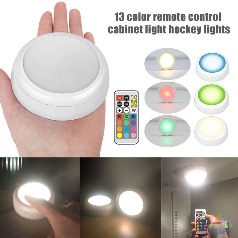 Wireless Led Puck Lights Under Cabinet