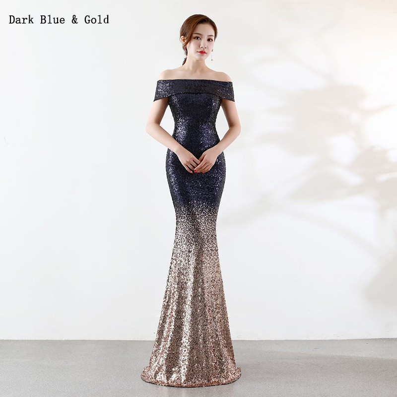 Long Ball Gown Formal Evening Gown