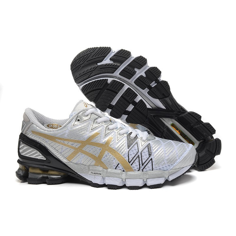 photos officielles 3137a 596ad Ready Stock Spot ASICS GEL Kinsei 5 Men's Fencing Shoes Sneakers Online Sale
