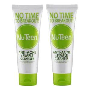 GINVERA Anti-Acne & Pimple Cleanser 100g 2's