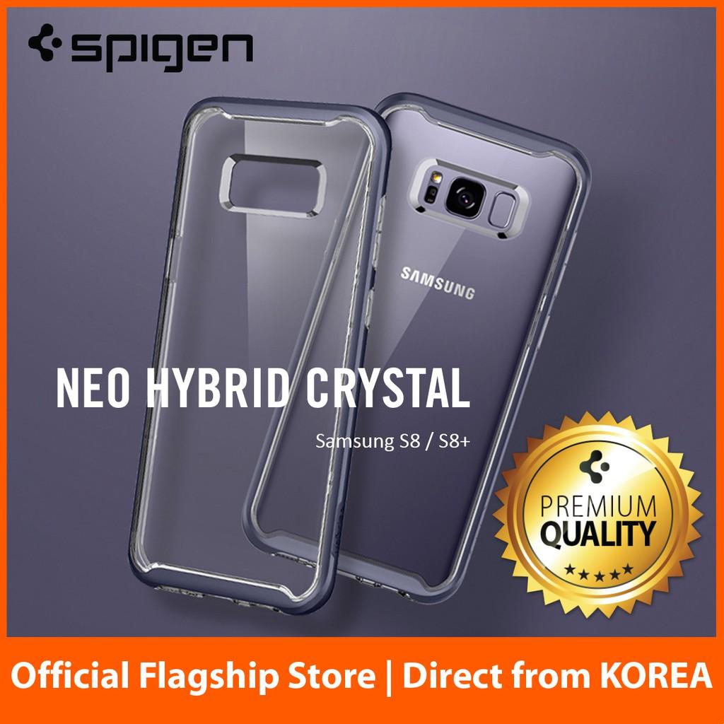 Spigen Lg G5 Case Neo Hybrid Crystal Series Shopee Singapore For Se Gunmetal