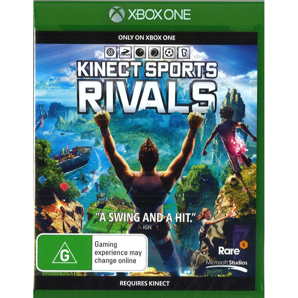 XBOX One Kinect Sports Rivals R3