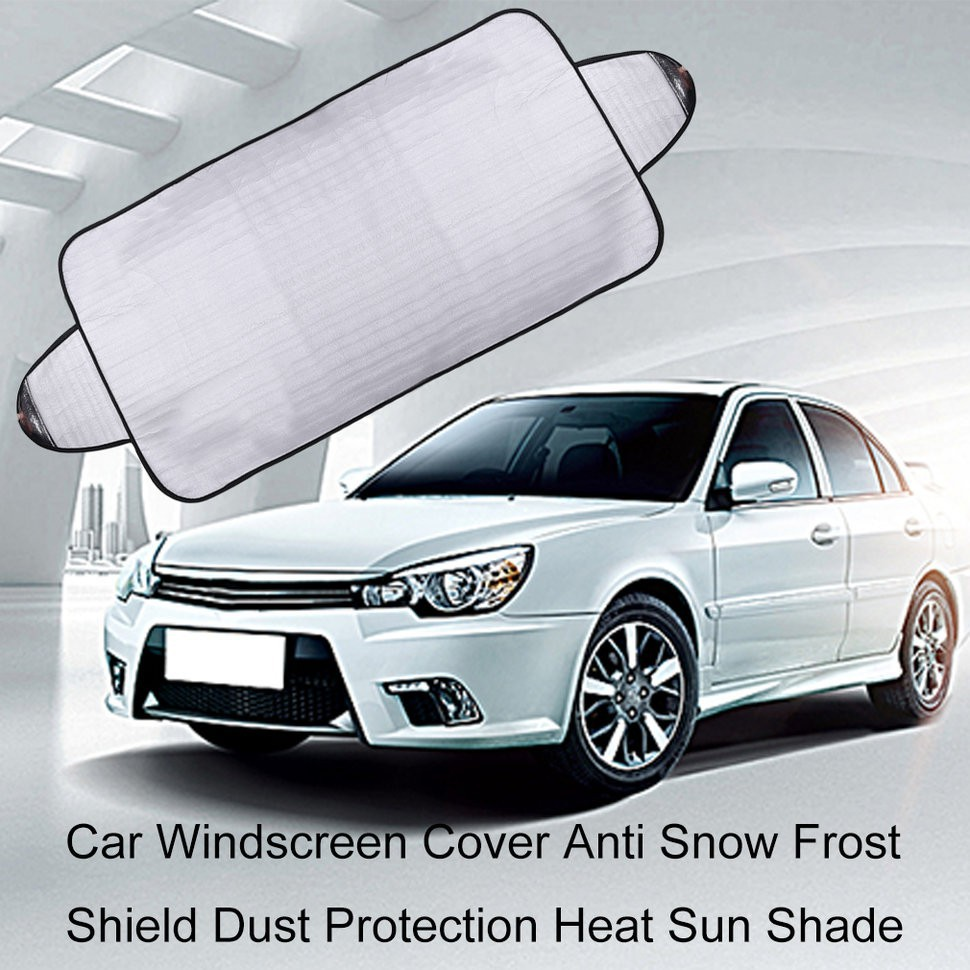 Car Windscreen Cover Anti Snow Frost Shield Dust Protection Heat Sun Shade
