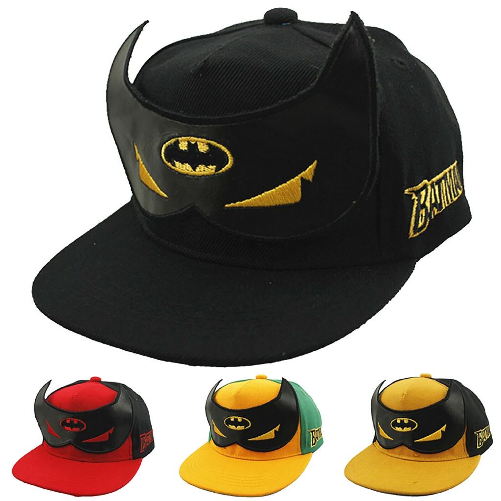 Boy Girls Adjustable Hip-Hop Baseball Cap Kids Snapback Peank Fitted Canvas Hats