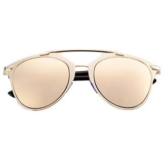 a97aa31b053b GE-Lady-Women s-Retro-Dual-Horizontal-Beam-Full-. GE Lady Women s Retro  Dual Horizontal Beam Full Frame Sunglasses (Gold)