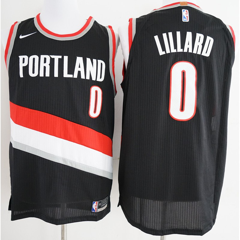 Wholesale Adidas NBA Portland Trail Blazers 0 Damian Lillard