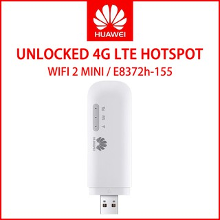 Huawei WIFI 2 Mini 4G Wingle USB Modem With WIFI Hotspot