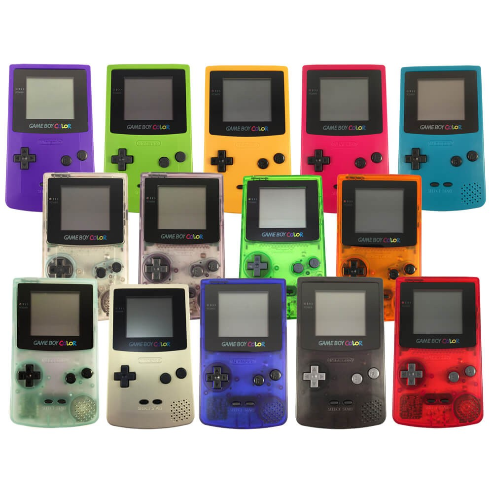 Nintendo Game Boy Color [FREE SHIPPING]