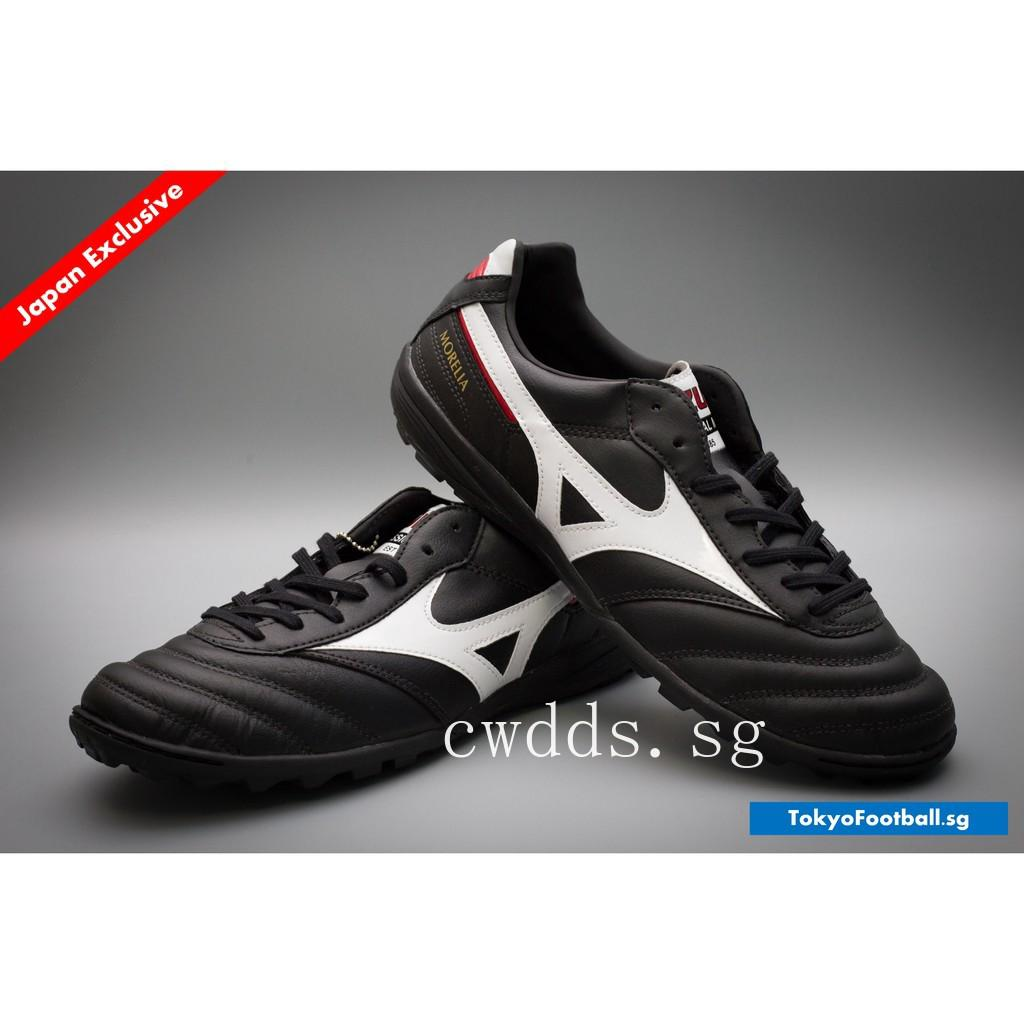 brand new 5feca f2198 【in stock】Mizuno Morelia TF turf astro football soccer shoes boots