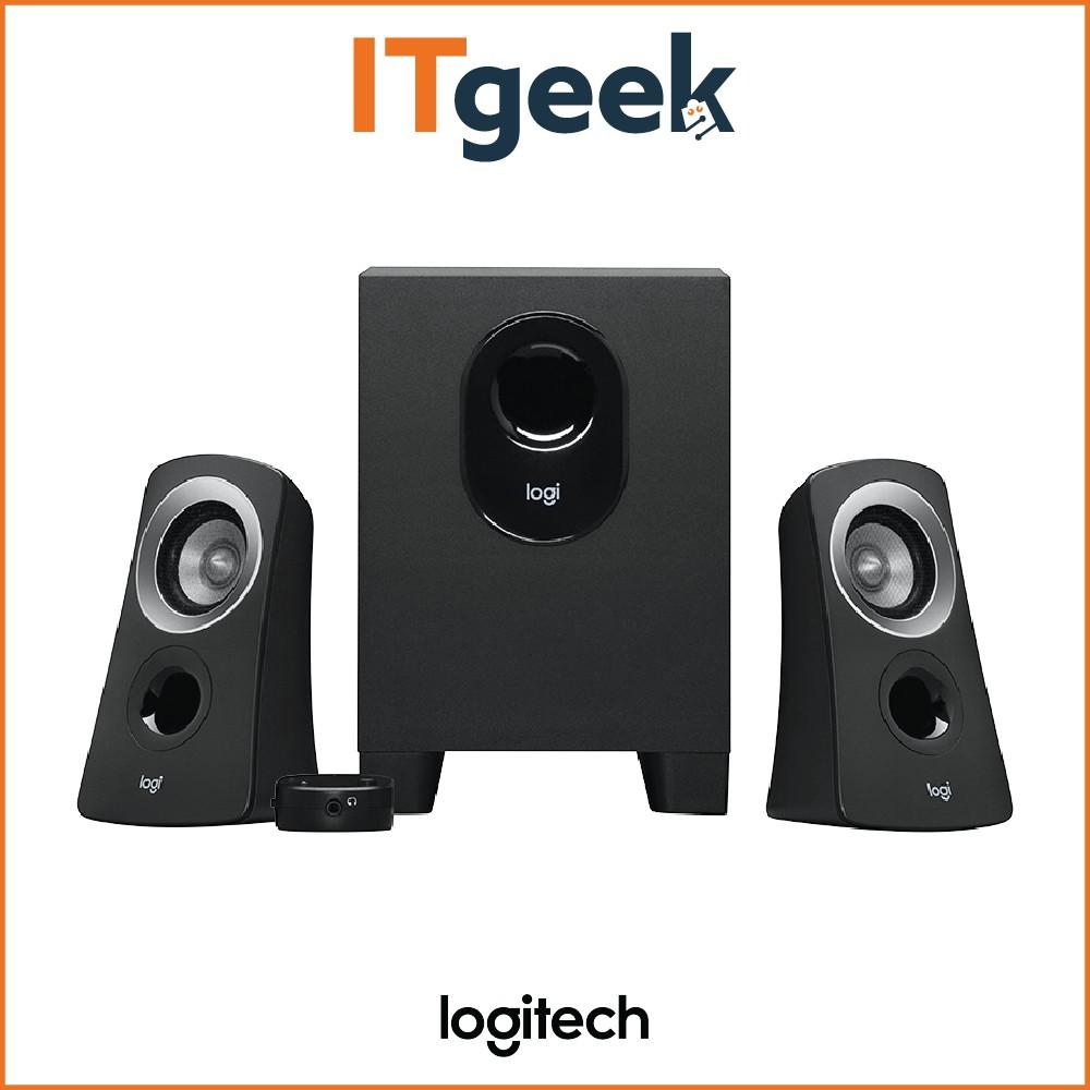 2HRS DELIVERY) Logitech Z313 Speaker System with Subwoofer