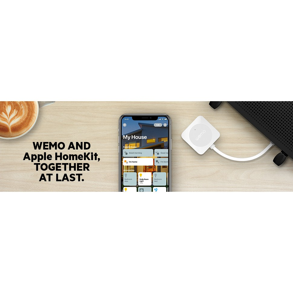 Wemo Bridge - Works with Apple HomeKit | Shopee Singapore