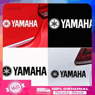Akozon Stickers Car Car Decoration Carbon Fiber Cover Decoration Badge Sticker For YAMAHA YZF-R125//YZF-R15//YZF-R25//YZF-R3//MT-03//MT-25//M-slaz150