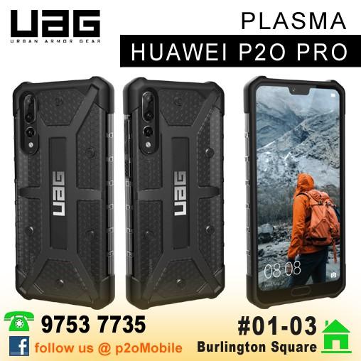 competitive price 98a54 f4e0f UAG Plasma for Huawei P20 Pro