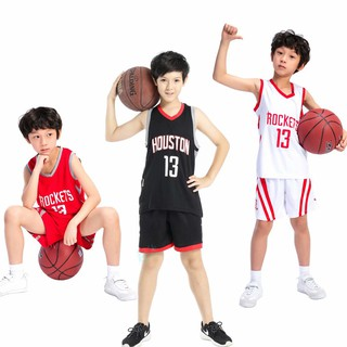separation shoes c105d 3f618 NBA Houston Rockets #13 James Harden Kids Basketball Jersey ...
