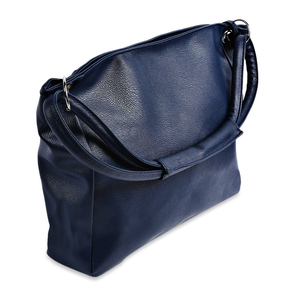 cb11bf9278 Tassel Decoration Solid Color Women Handbag Tote Shoulder Crossbody Bag