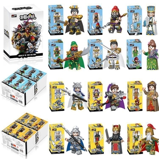 New 8 Stk Ninjago Mini Figures Kai Jay Zane Lloyd Cole Fire Building Blocks