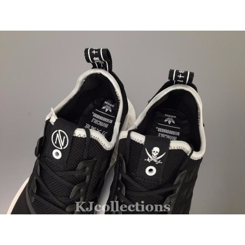 competitive price 087d0 d46a2 Neighborhood X Adidas Originals NMD X Invincible | Shopee ...