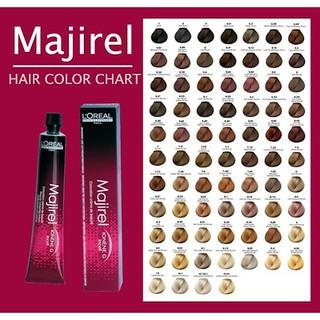 Teinture Г cheveux l'oreal majirel