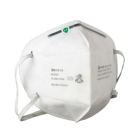 Face N95 9010 5 1pc Particulate Pm2 Mask Anti-dust Safety 3m Respirator