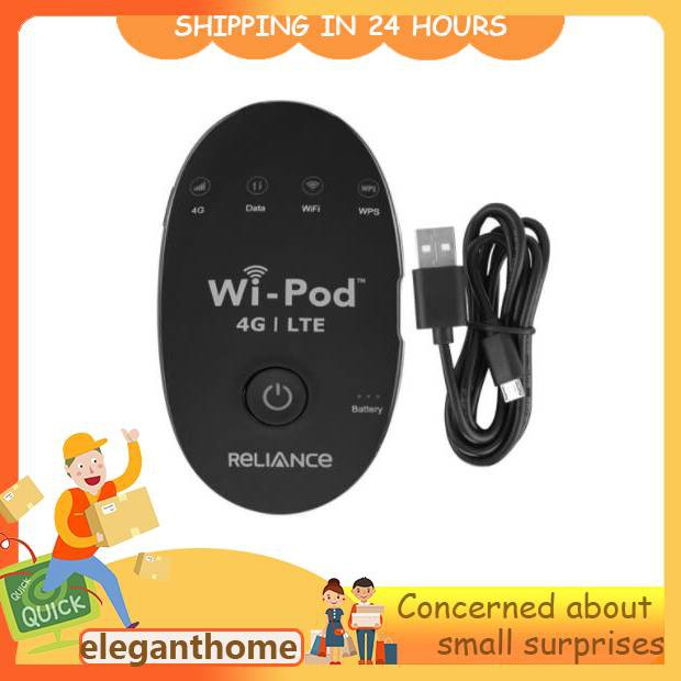 For ZTE WD670 150Mbps 4G LTE Portable USB Wireless WiFi Hotspot Router Modem