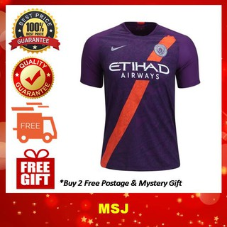 new arrivals a9ca0 55a3c (Ready Stock) 2018/2019 Manchester City 3rd Kit [FREE DELIVERY]