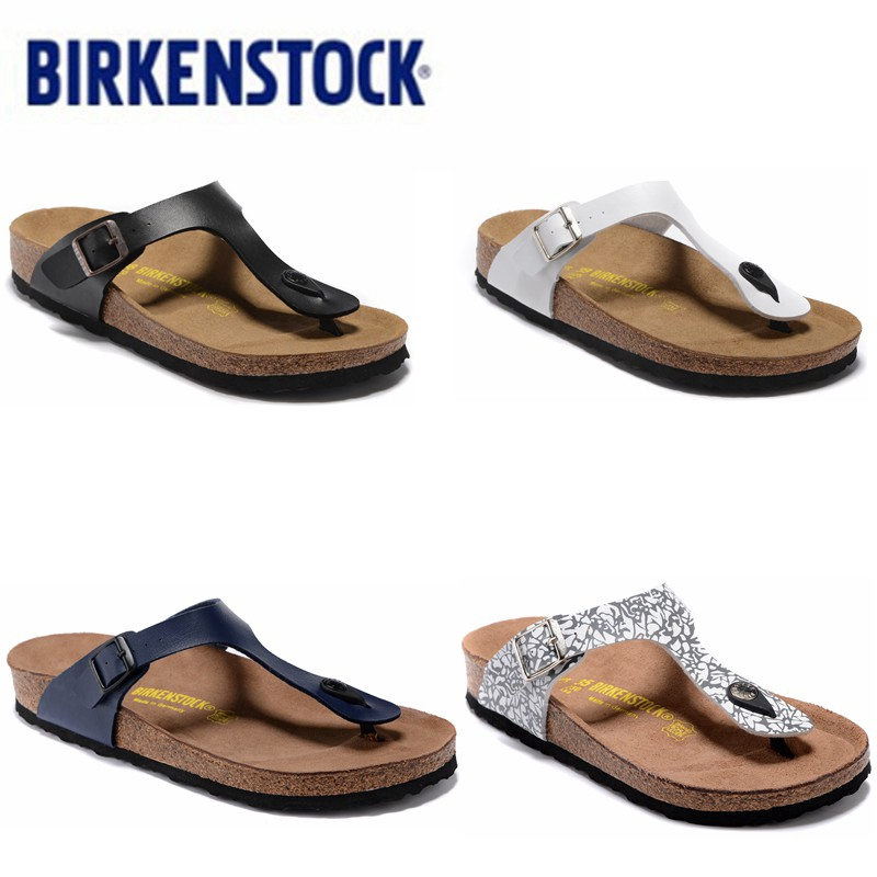 cocina concepto Condimento  Ready Stock】Original authentic Birkenstock sandals Slippers birthday  present Wooden flip flops | Shopee Singapore