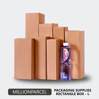 Box Small White Packing Gift Packaging Craft Boxes x 10pcs Size 97 x 33 x 60mm
