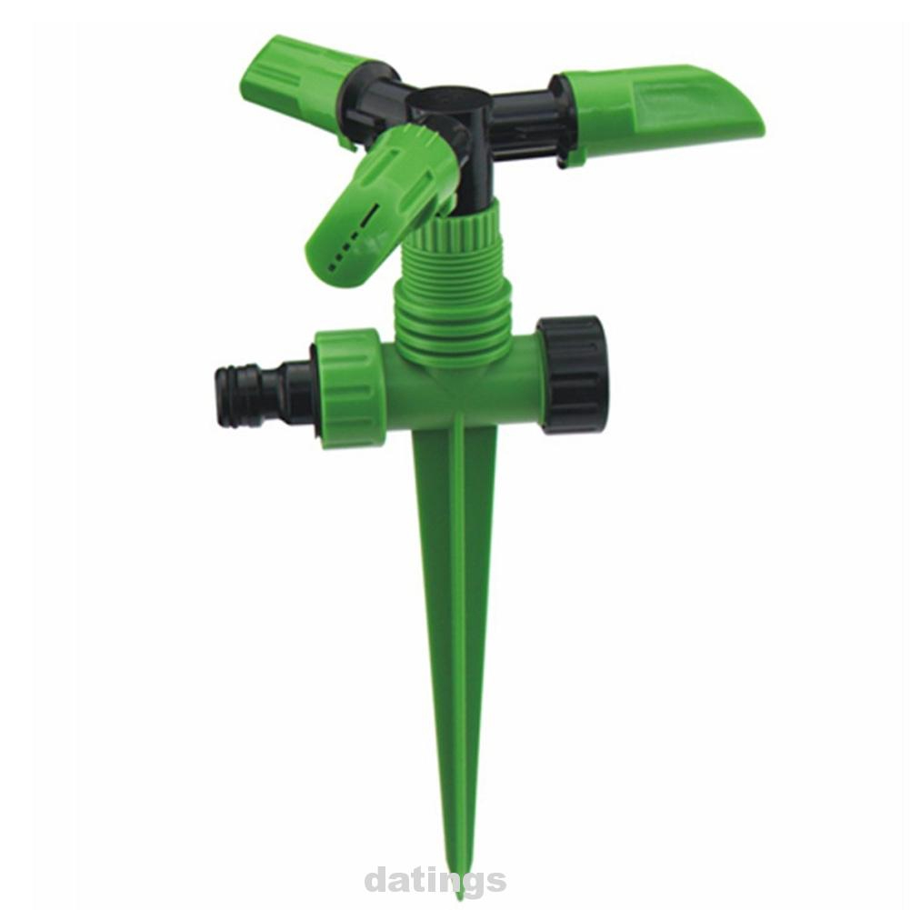 Automatic Garden Sprinkler Watering Rotating System Water ...