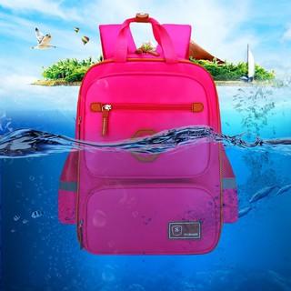 257cc1486d31 Ergonomic Design Protect Spine Backpack For Student Children Kids Schoolbag