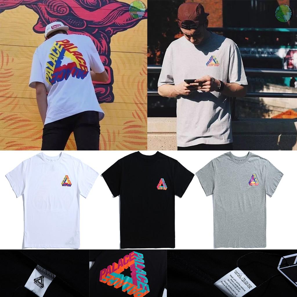 37eec82f7492 Palace Blue Rock Skateboard T-Shirt