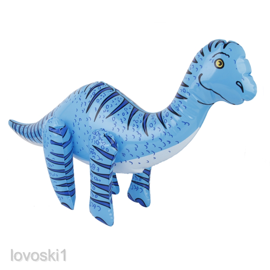 Inflates  Inflatable Dinosaur Kids Party Favor Pool Beach Toy