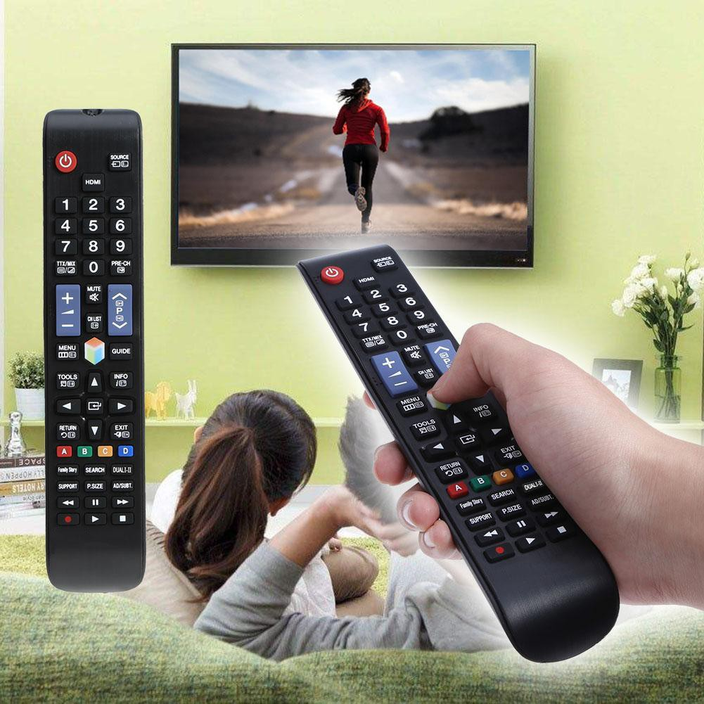 Professional Remote Control Replacement AA59-00581A for Samsung 3D LED  Smart Television