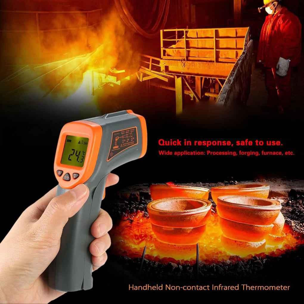SMART SENSOR AT380 -32-380 Degree Handheld Infrared Thermometer LCD IR★STAR  BUY★