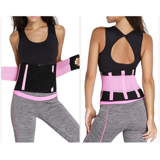 Waist Trimmer Trainer Weight Loss Tummy Wraps Fat Burner Body Shaper For Women