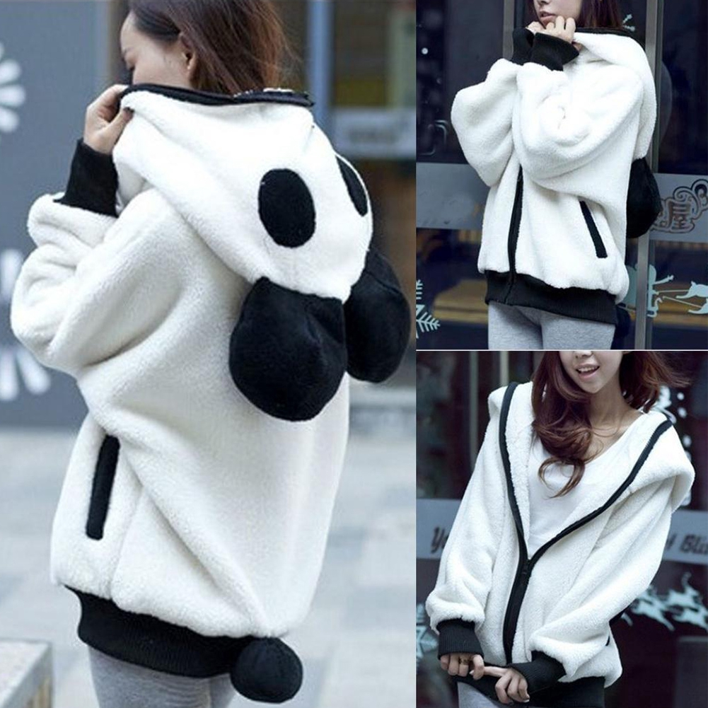 d4dfe6e468e7  FREE DELIVERY  We Bare Bears Pan Pan Panda Hoodie