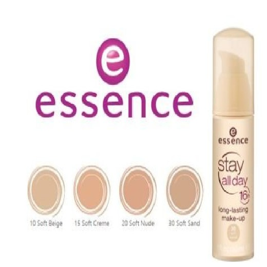 Essence Stay All Day Makeup Review