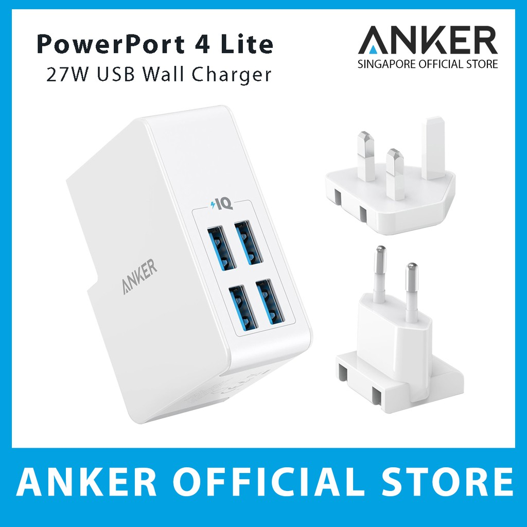 Anker Powerline Lightning Cable 10ft 30m Shopee Singapore Original Power Micro Usb Red