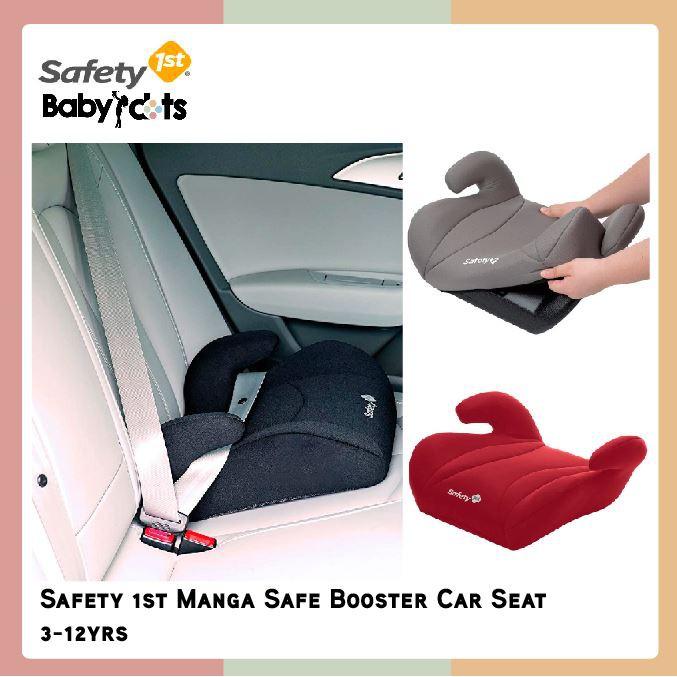 Safety 1st Manga Safe Booster Car Seat, Car Seat Installation Singapore