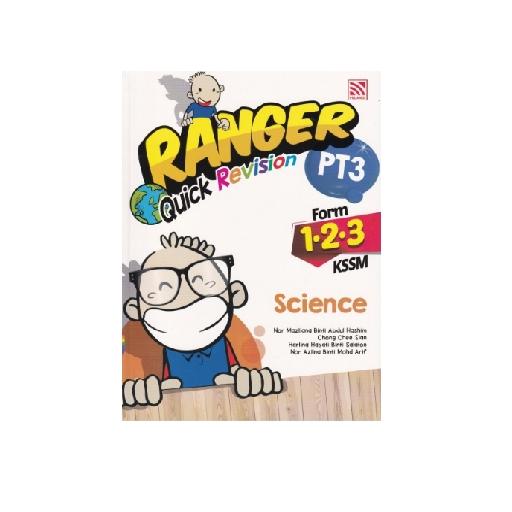 Ranger Quick Revision Pt3 Science Form 1 2 3 Shopee Singapore