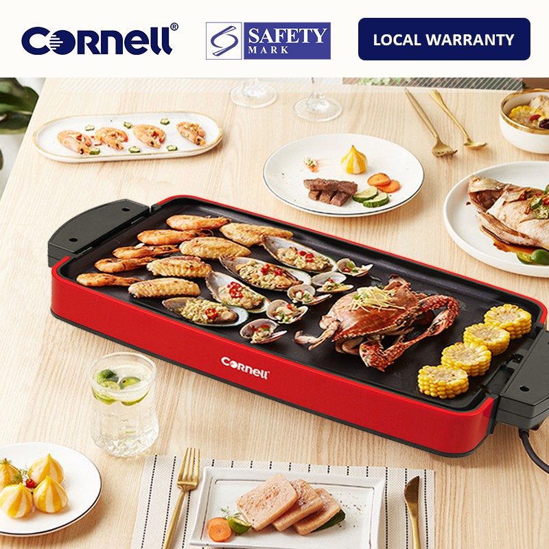 Image result for Cornell CCGEL39N Indoor Electric BBQ Grill singapore