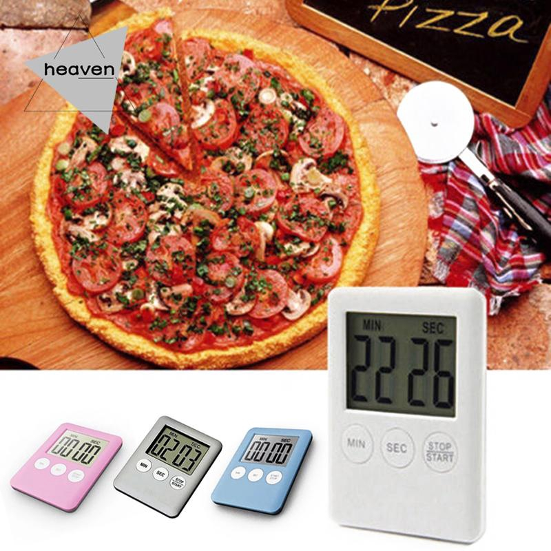 Details about  /Kitchen LCD Digital Timer Magnetic Countdown Count Down 99 Minute Egg