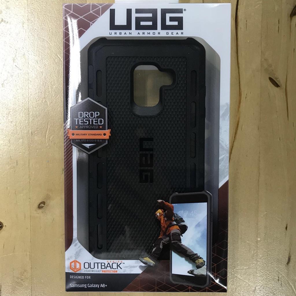newest dc406 228b2 [Galaxy A8+ 2018] UAG Outback for Galaxy A8 Plus 2018