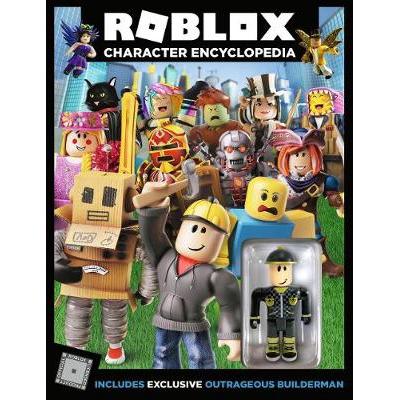 Roblox Character Encyclopedia (9781405291613)