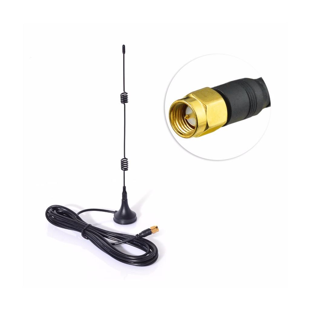 New 2.4GHz SMA 7 dBi Wireless Wifi WLAN Signal Booster Antenna 5X Range Extender