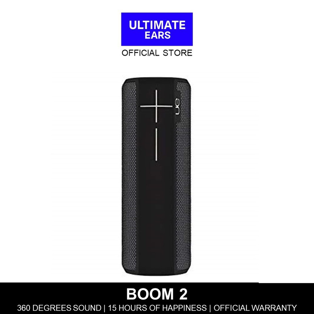 Ultimate Ears Boom 2 Portable Bluetooth Wireless Speaker